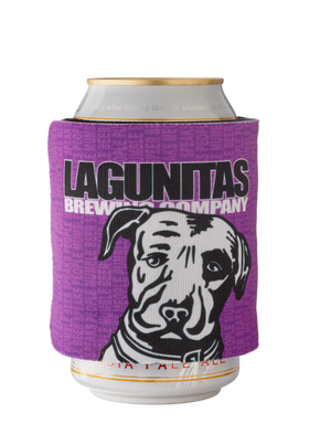 Slap on, drink up, stay cool. Lagunitas SlapWraps are not only fun to slap on your beer (or your wrist) but they store flat so they don't take up much room. Whoa.  Shipping:  All orders will be shipped out Wednesday-Sunday, excluding Holidays.