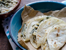 Load image into Gallery viewer, Local GMO-Free Yellow Tortillas