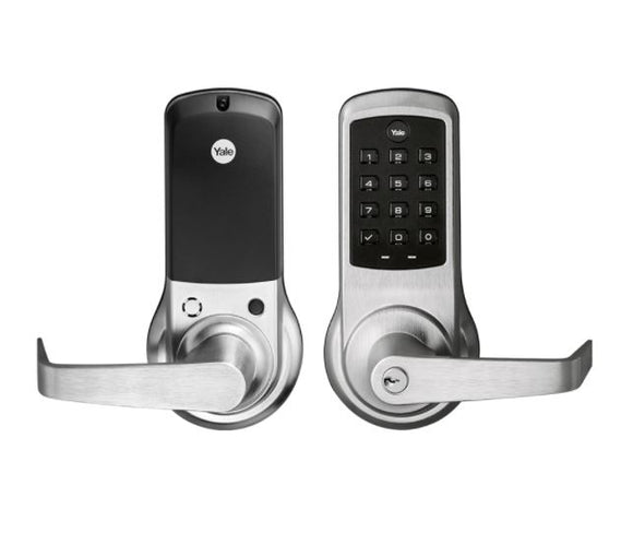 Yale® nexTouch Push Button Z-Wave Door Lock-AIVI-X