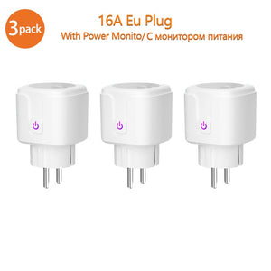 WIFI smart plug With Timing APP Control-AIVI-X