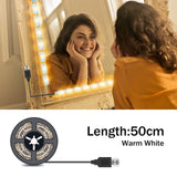 Makeup Mirror Light String-AIVI-X