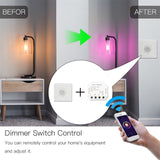 Smart WiFi Light LED Dimmer Switch-AIVI-X