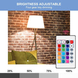 16Color Changing Dimmable Light Led Bulb - AIVI-X