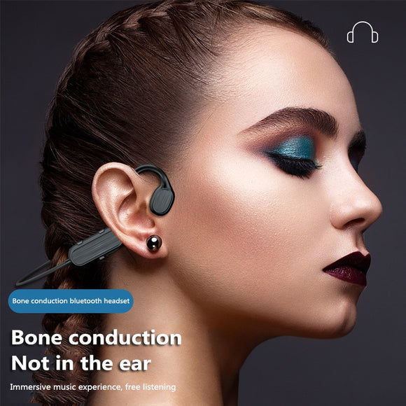 Bone Conduction Waterproof Headset-AIVI-X