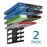 Video Game Case Storage Wall Mount-AIVI-X