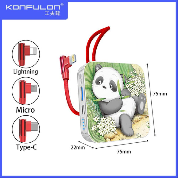 Mini Power Bank Micro Cute-AIVI-X