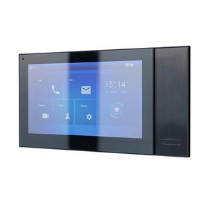 7inch Touch Indoor Monitor, IP doorbell Monitor, Video Intercom monitor - AIVI-X