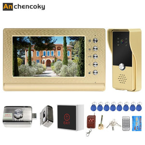 7 Inch Video Intercom System - AIVI-X