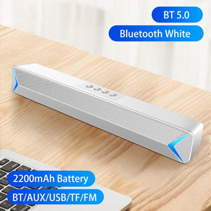 Wired and Wireless Bluetooth Home Theater Surround Sound Bar-AIVI-X