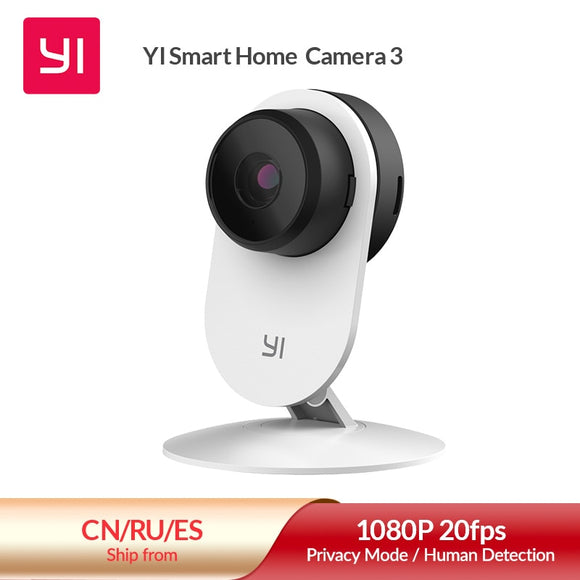 AI Based Smart Home Camera