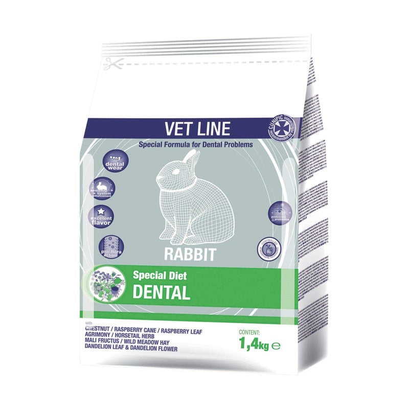 Cunipic Vetline Dental 1,4kg