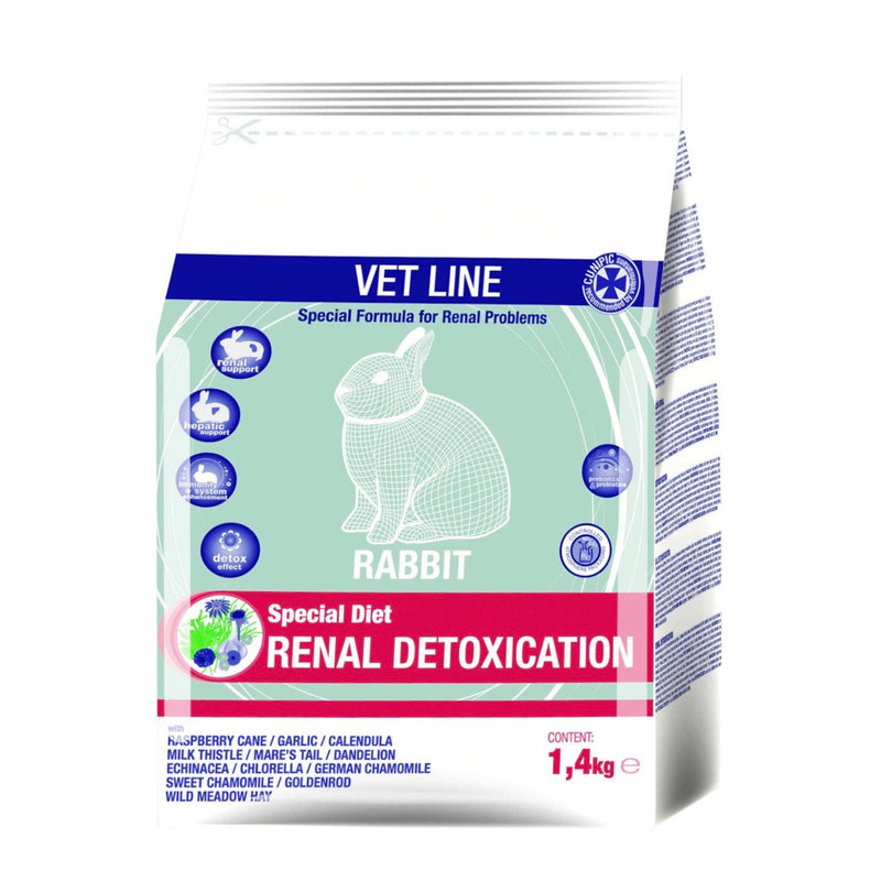 Cunipic Vetline Renal Detoxication 1,4 kg
