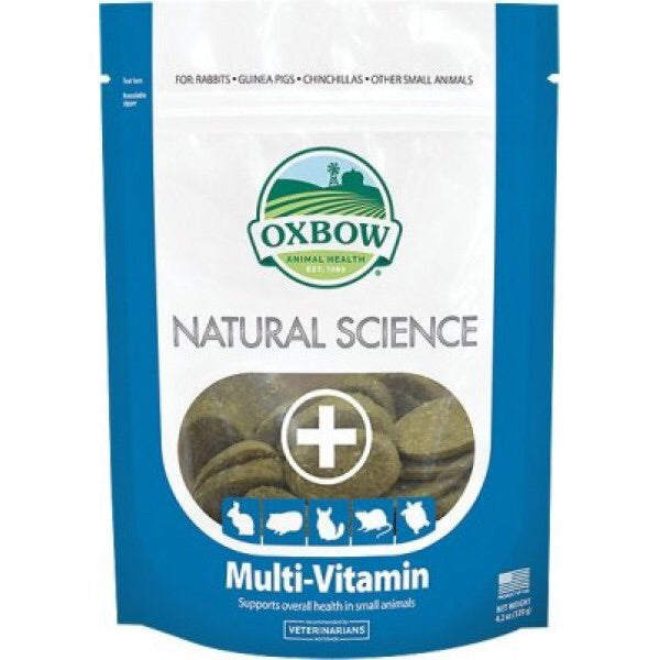 Oxbow Natural Science Multi Vitamin Support