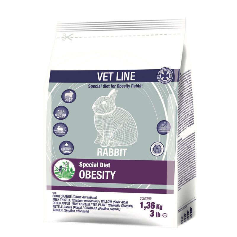 Cunipic Vetline Obesity 1,36 kg
