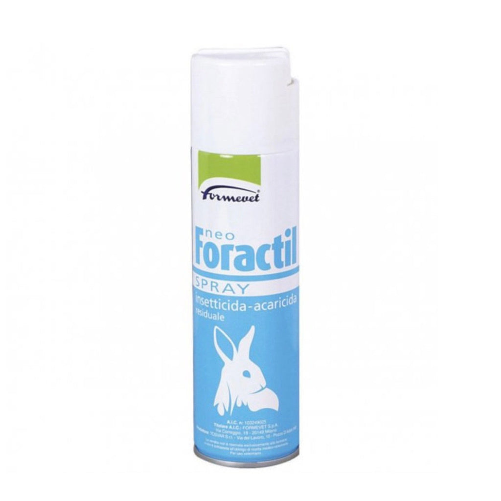 Formevet Neo Foractil Spray Conigli - acaricida 250 ml