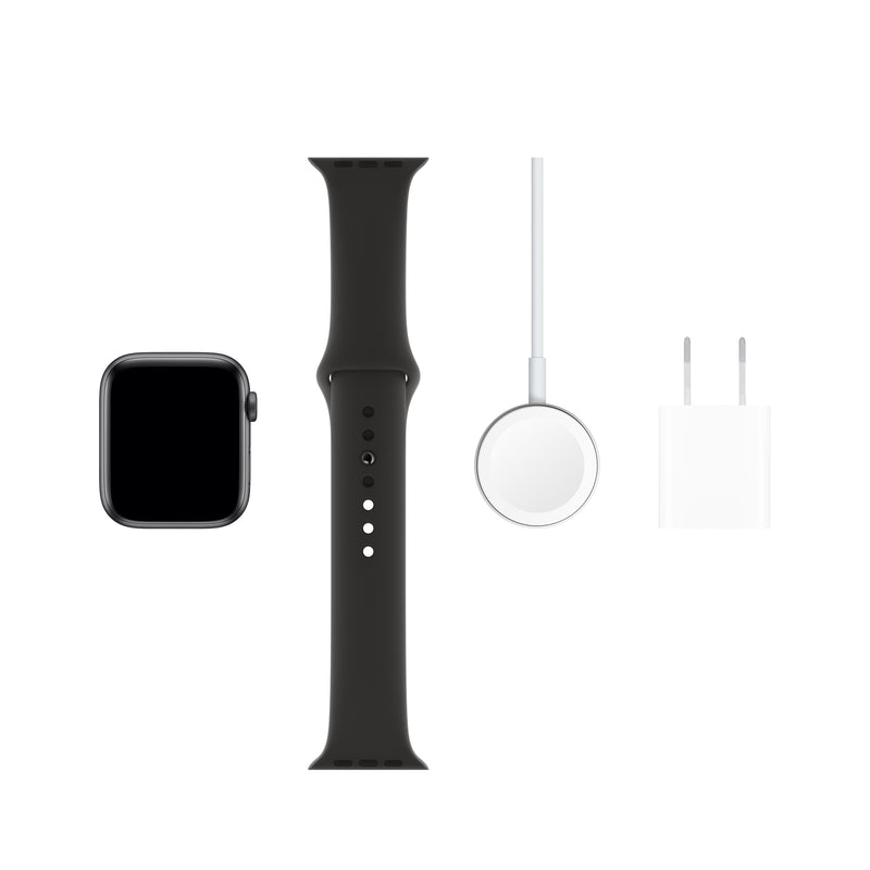 Series 5 Smartwatch (Stainless Steel/GPS + Cellular)