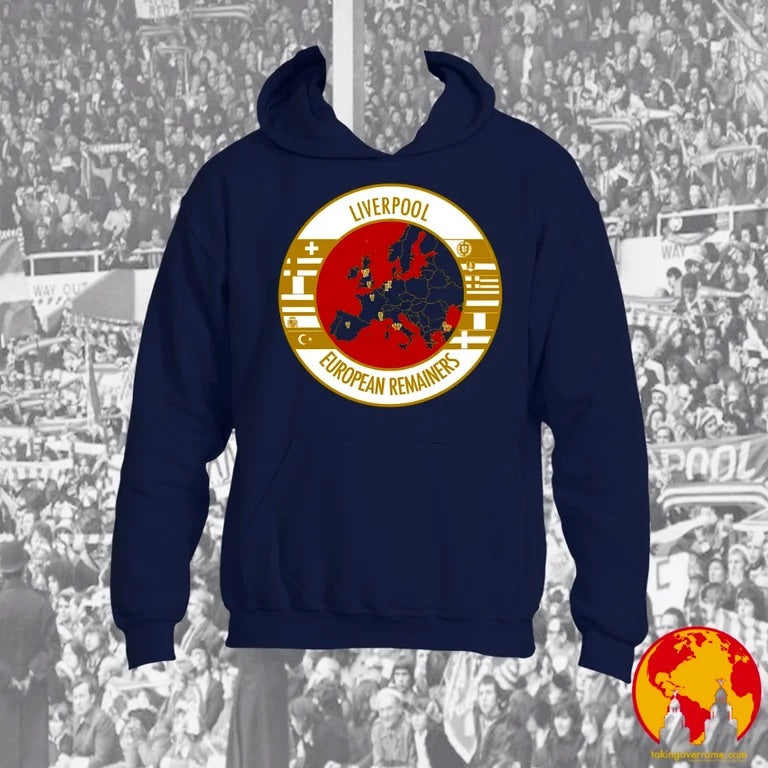 European Remainers Navy Hoodie