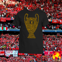 Load image into Gallery viewer, European Royalty T-shirt BLACK