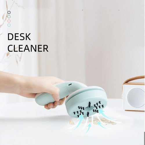 DeskCleaner Mini Handheld Vacuum Cleaner - Happiness Idea