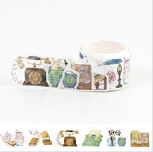 Load image into Gallery viewer, Washi Sticker Roll - Happiness Idea
