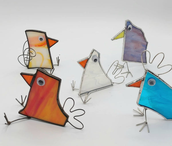 009-04 Glass Birds - A Touch of Glass