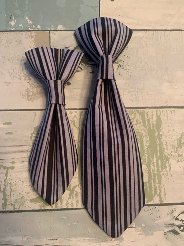 071-02 Collar Ties - Rags by Raisin & Mags