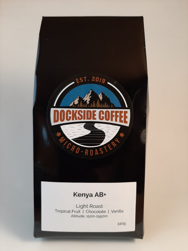 059-03 Light Roast - Dockside Coffee