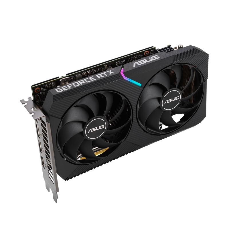 ASUS GeForce RTX 3060 Dual OC 12GB Video Card