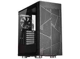 Corsair 275R Airflow Tempered Glass Mid-Tower ATX Case - Black