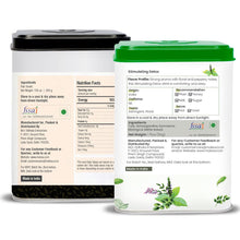 Load image into Gallery viewer, Flax Seeds and Stimulating Detox Tea Detox Combo - 250 gm