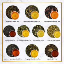 Load image into Gallery viewer, 20 Tea Sampler Box