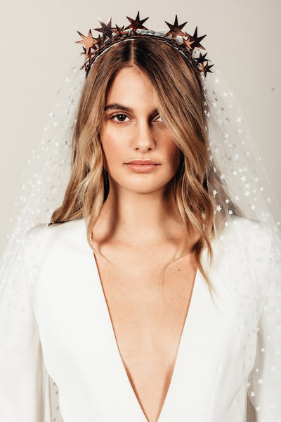 Comet Chiara Crown Veil