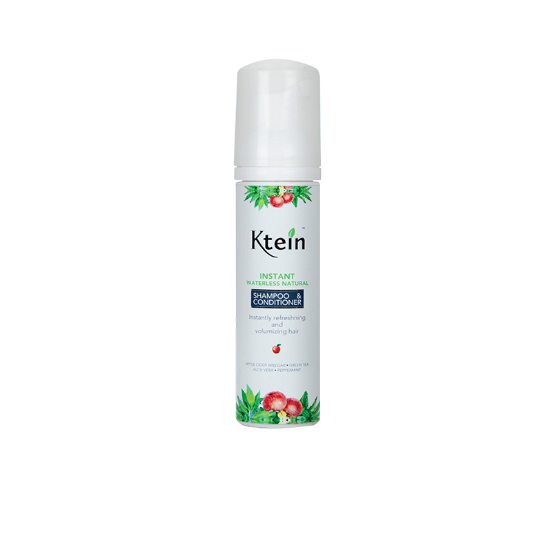 Waterless Hair Cleanser 70ml - Ktein Cosmetics - Essence Of Natural Hair Care Products