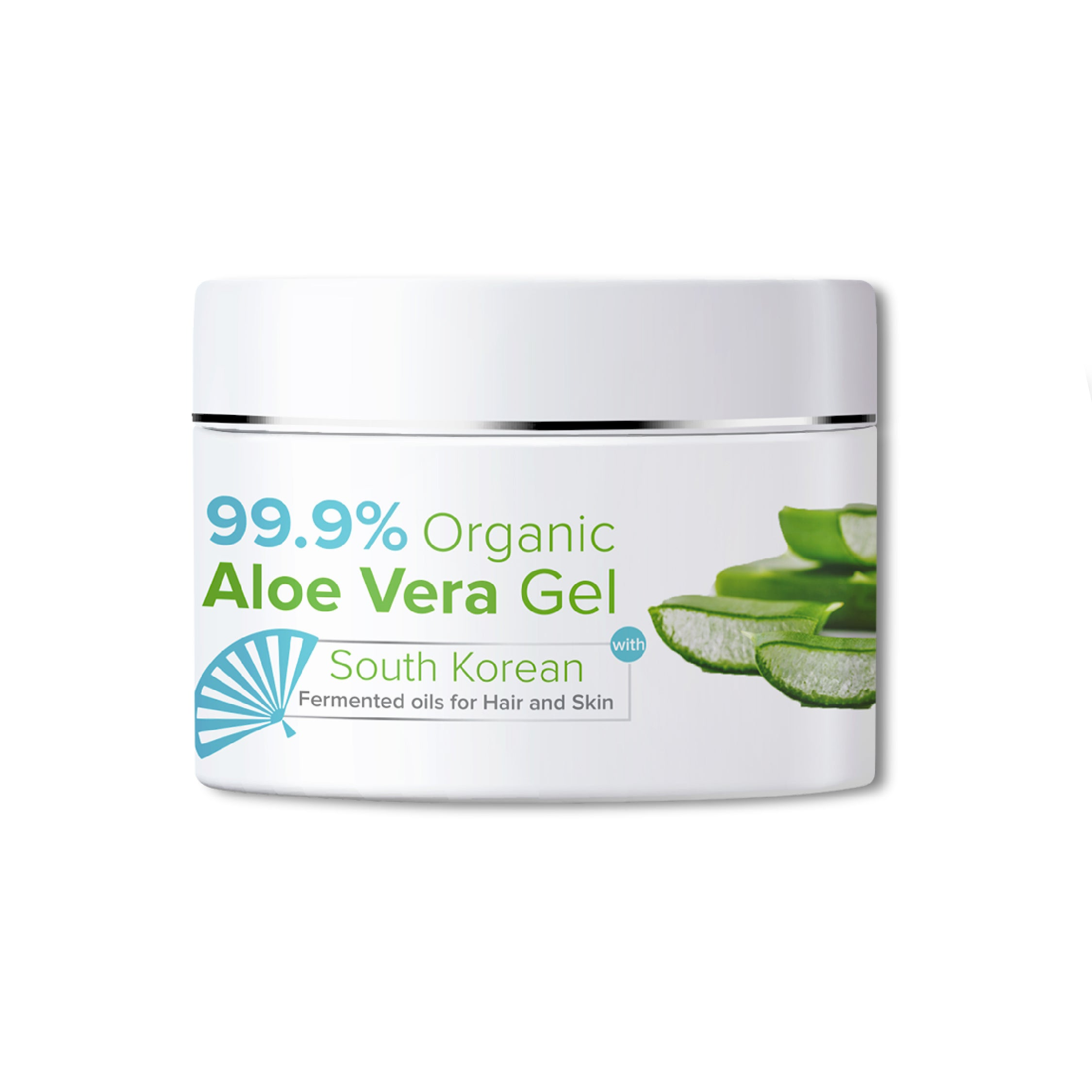 Aloevera gel south korean fermented oils