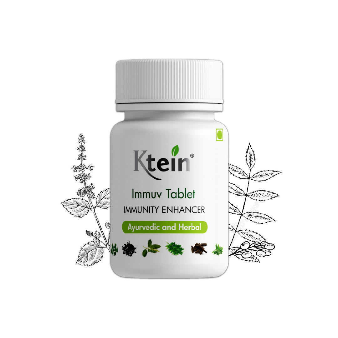 Ktein Immuve Tablets - Ktein Cosmetics - Essence Of Natural Hair Care Products