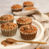 Cinnamon Spiced Apple Muffins