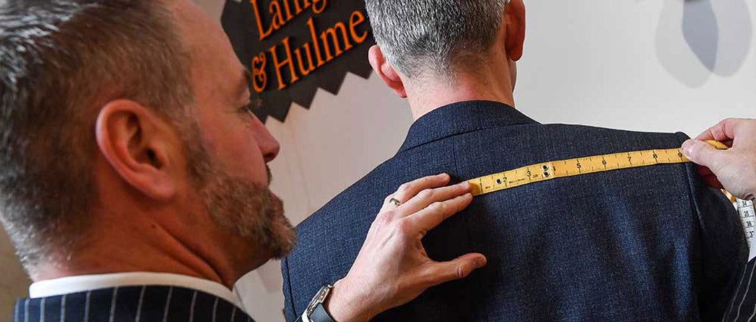 Manchester Tailoring Service from Lanigan & Hulme