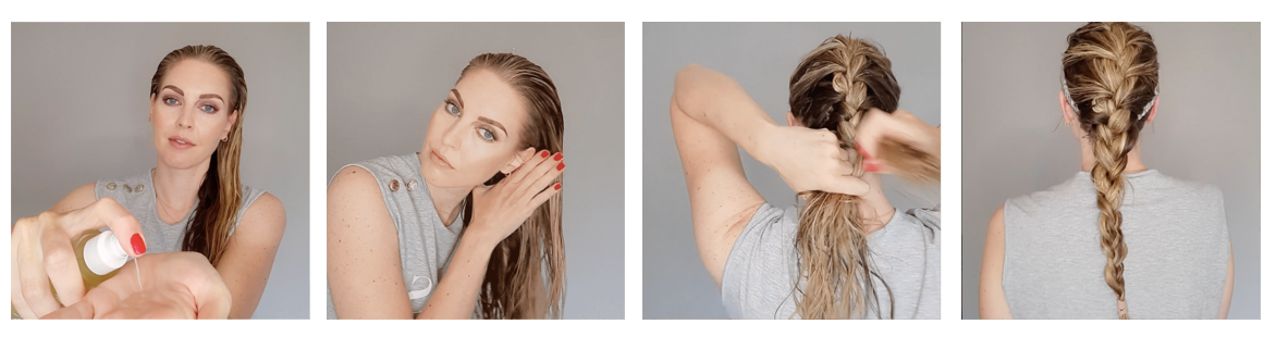 5 Ways to Use Revive 5 Hair Oil - Sun Protection