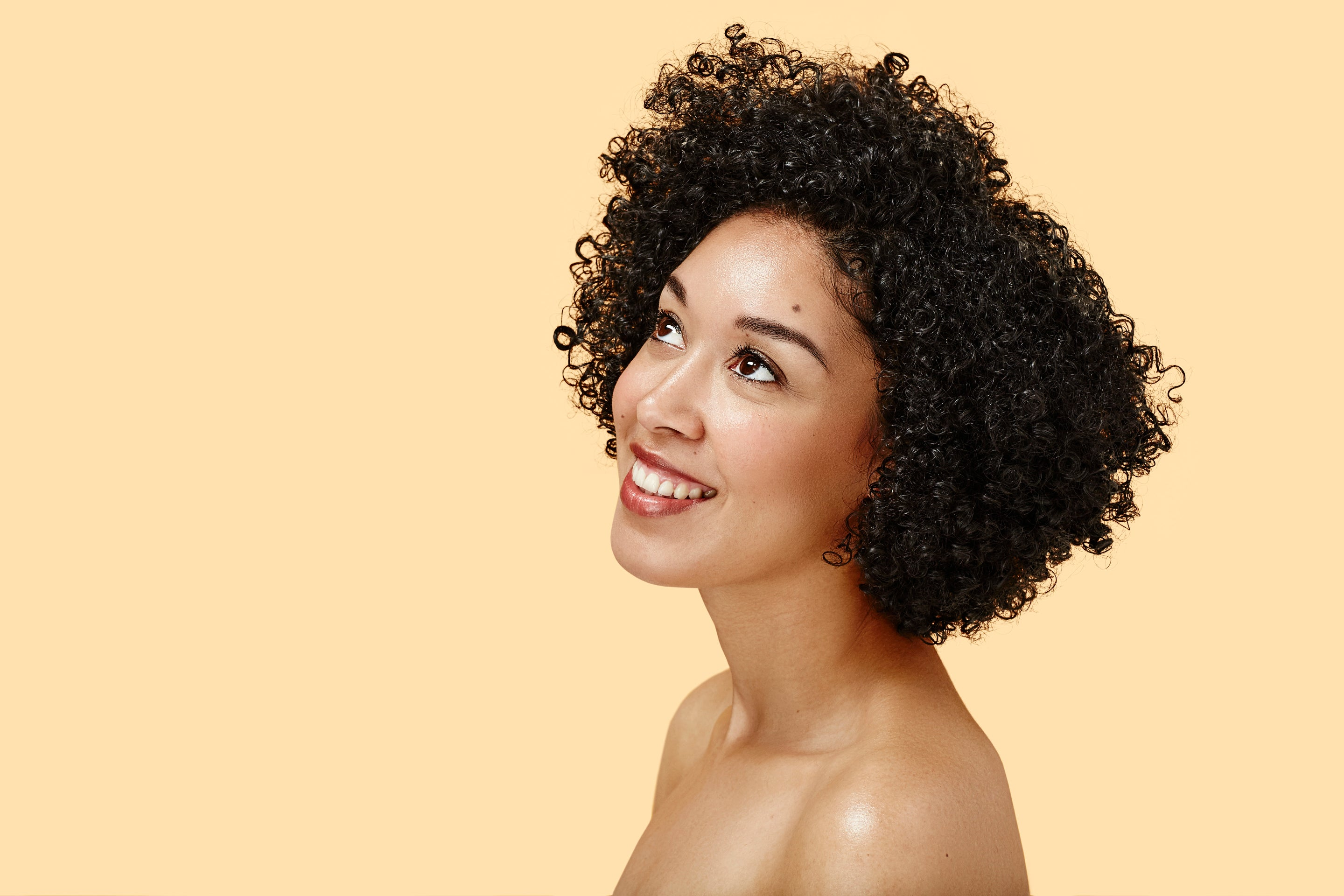 the beauty of all curls, naturally