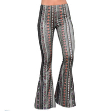 Load image into Gallery viewer, Flare Bell Bottoms - Olive