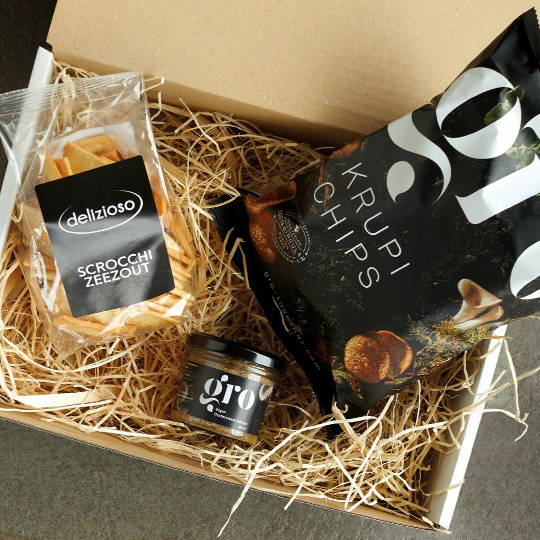 Vegan Borrel Box