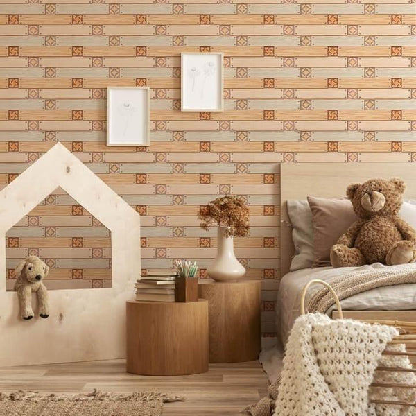 3D-STRIPED-WOOD-PEEL-AND-STICK-WALL-TILE-COMMOMY DECOR