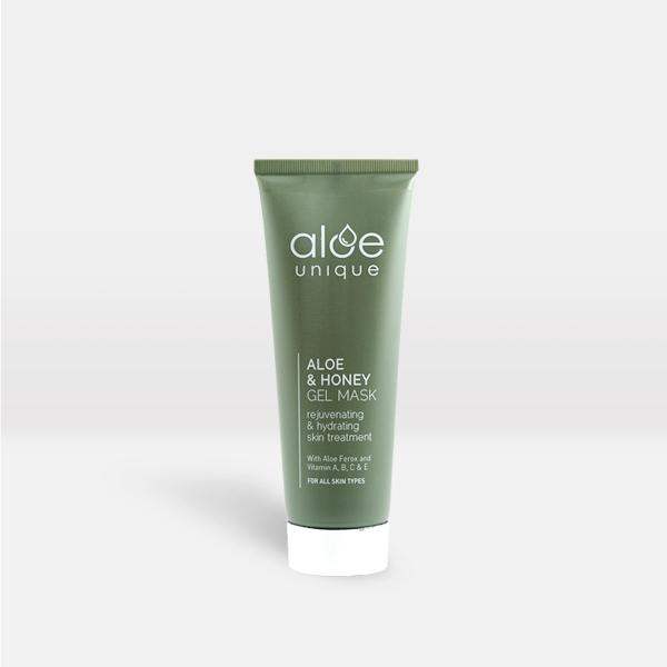 Aloe & Honey Gel Mask