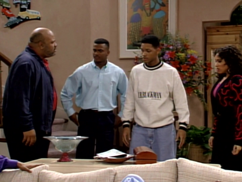 Will Smith Fresh Prince of Bel Air