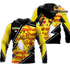 Ampharos Zip Hoodie Costume Pokemon Shirt Fan Gift Idea Va06 Adult / S All Over Printed Shirts