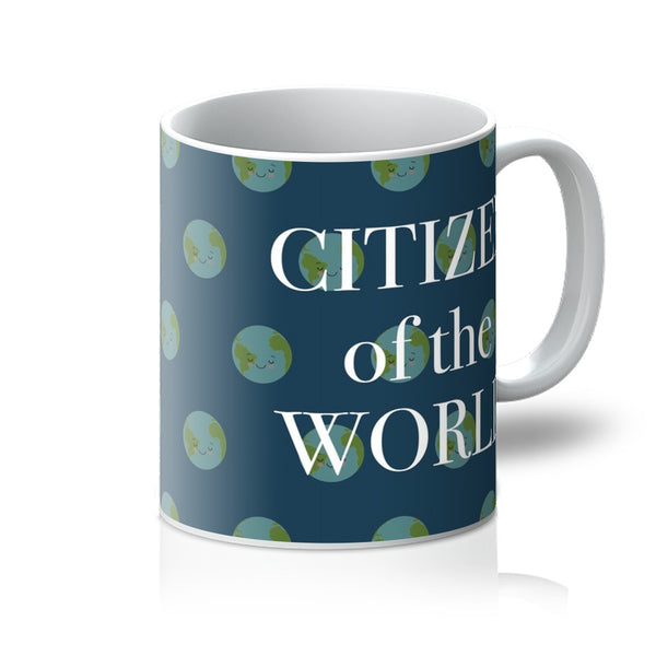 'Citizen of the World' Mug