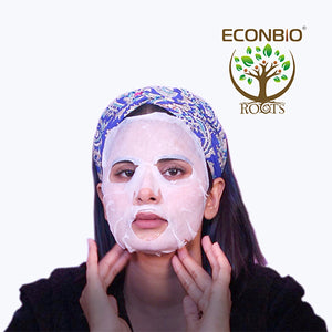 ECONBIO ROOTS Labute Collagen & Blueberry Facial Mask (Pack of 2)