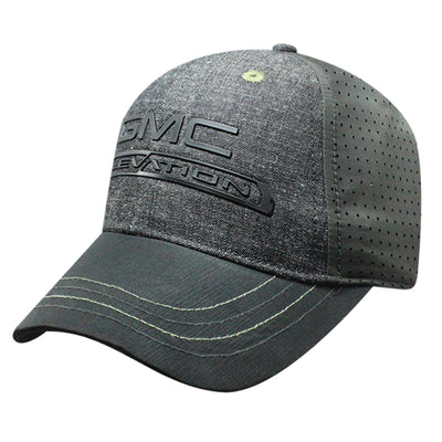Elevation Denim Mesh Velcro Back Cap