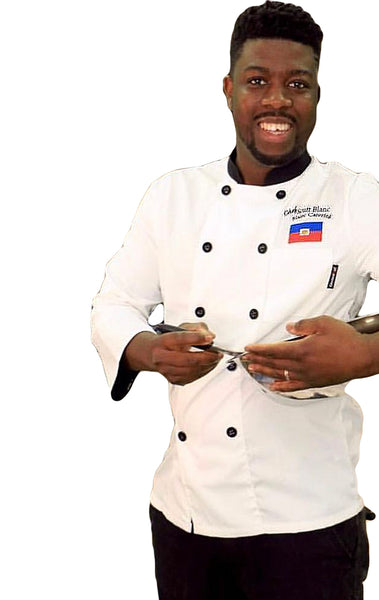 Haiti Chef Jacket