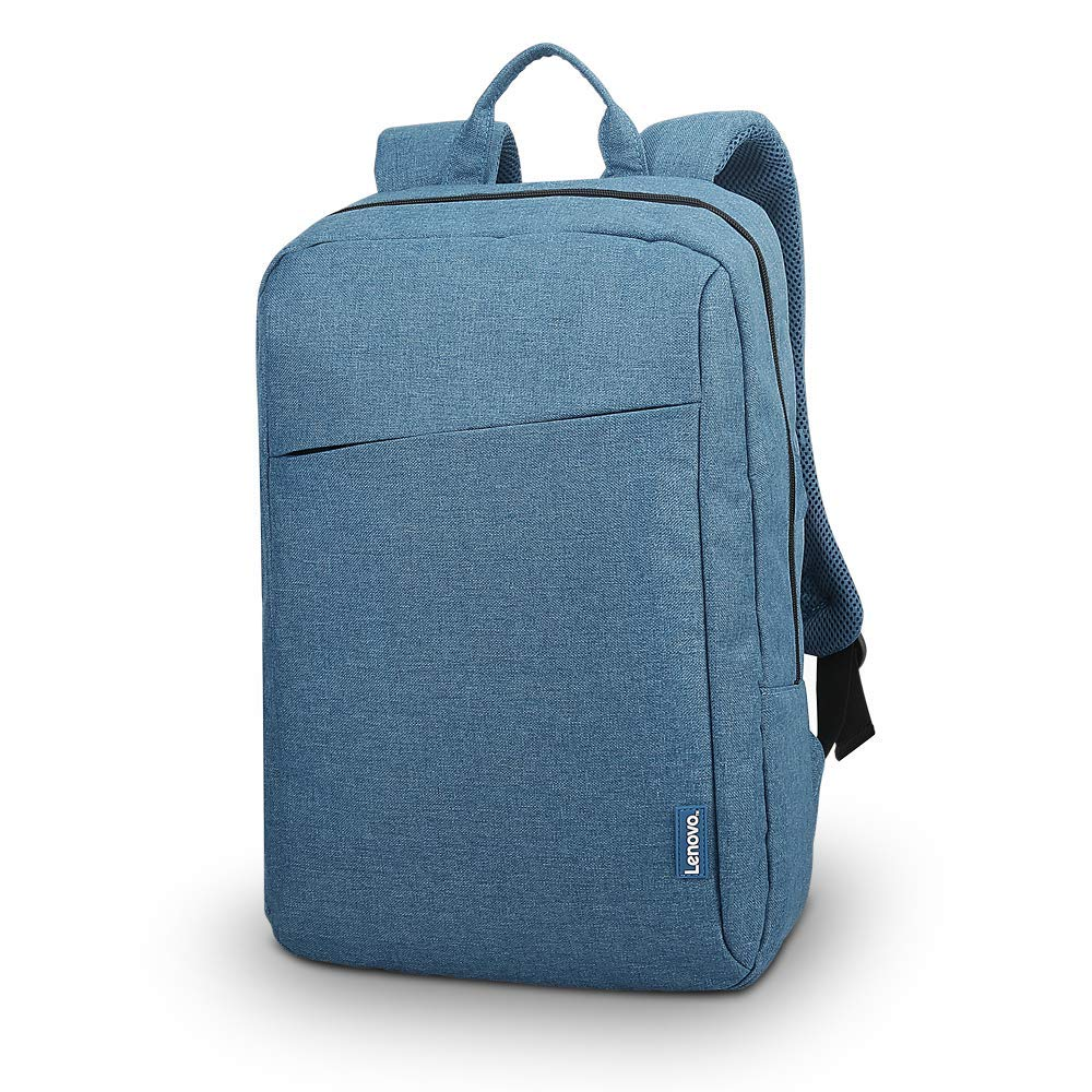 Casual Laptop Backpack 15.6-inch Water Repellent Blue